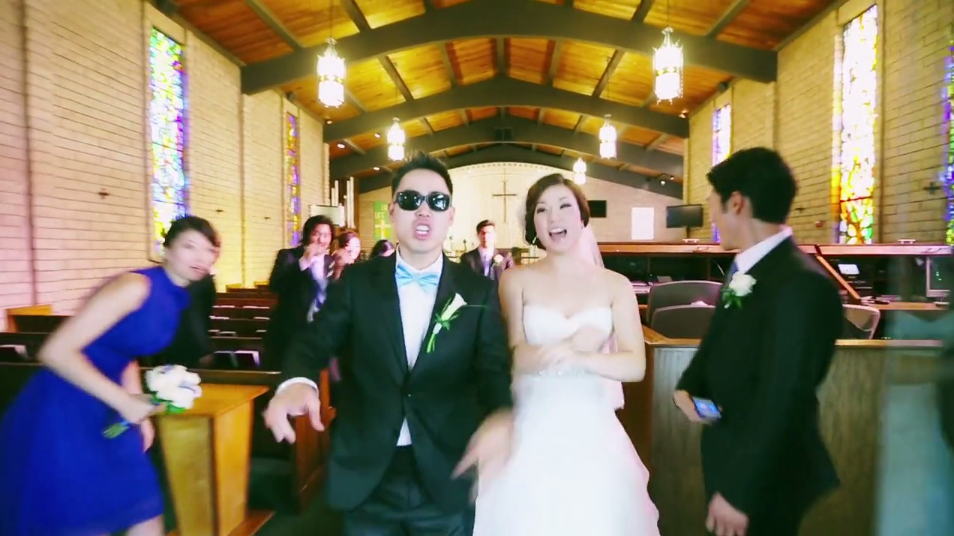 Gangnam Style First Dance 2