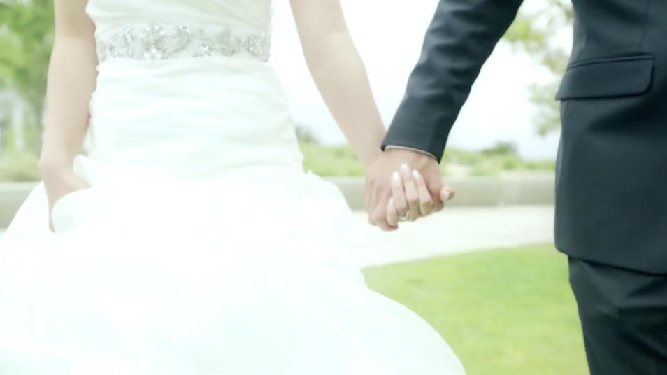 Vivian + John Wedding Short Film