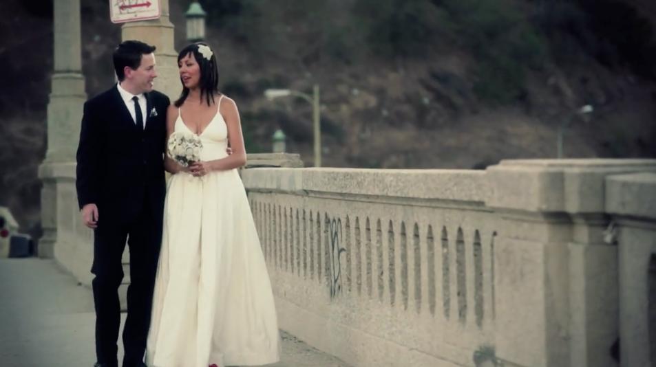 Elizabeth + Ryan – Vintage Wedding – Huron Substation