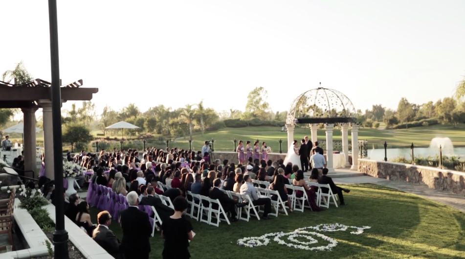 Stacey & Kyle Same Day Edit – Old Ranch Country Club, Seal Beach