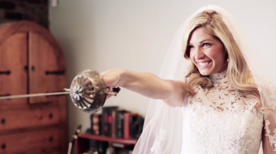 Jaclyn & Bobby Wedding Highlight – A Match Made in Heaven