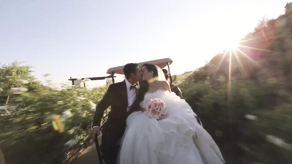 Liz & Derrick Wedding Highlight – Serendipity Garden, Oak Glen