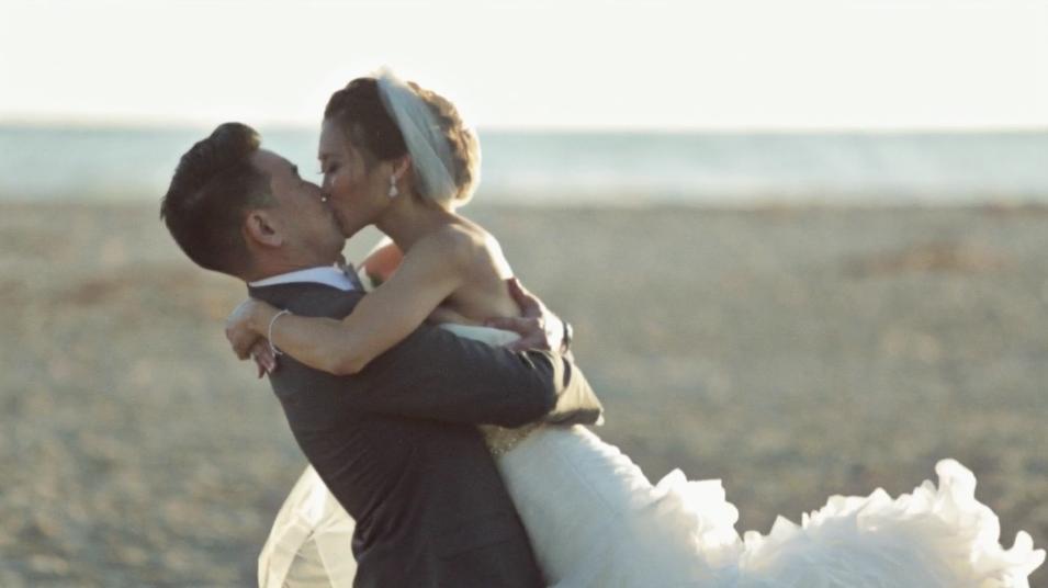 Sharon & Jeff Wedding Highlight – St. Regis Monarch Beach Resort