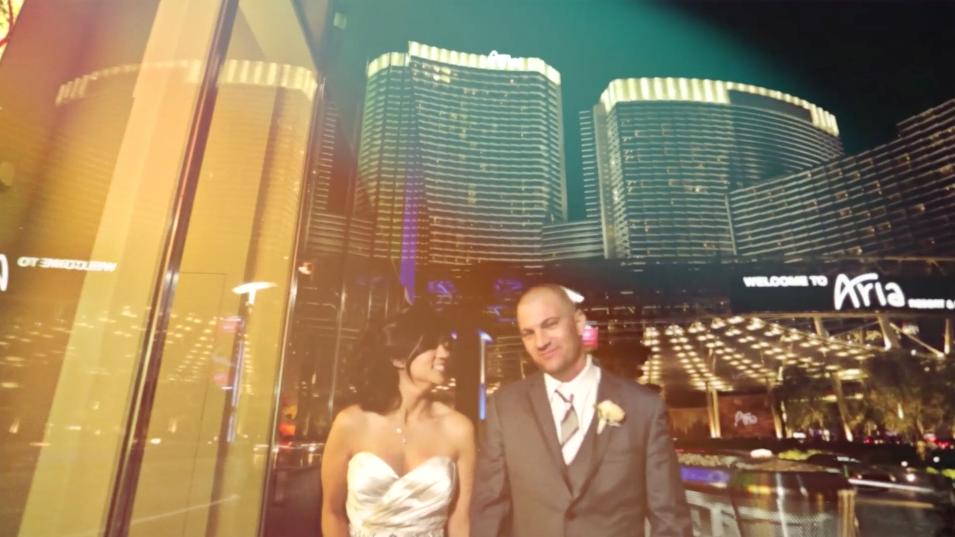 Sueli & Christopher Wedding Highlight – Mandarin Oriental, Las Vegas