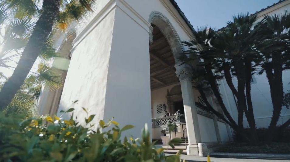 Jennifer & Eric Wedding Highlight – The Athenaeum, Pasadena