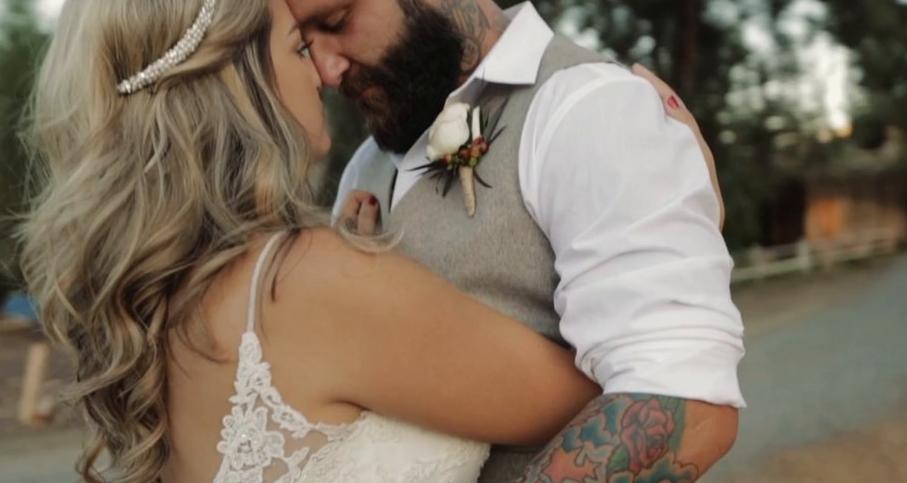Yvette & Nick Wedding Highlight – Lake Oak Meadows, Temecula