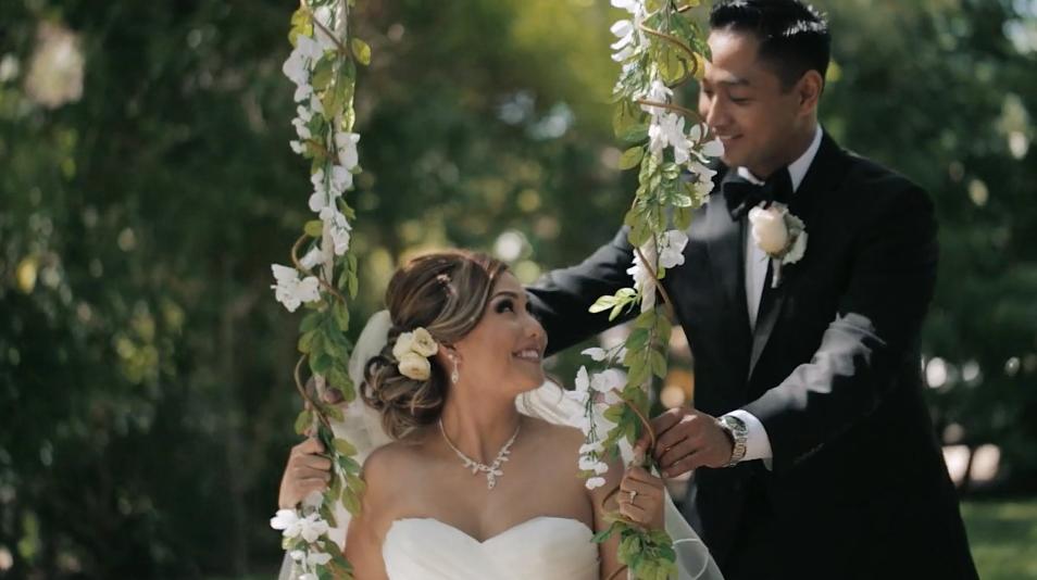 April & Jameson Wedding Highlight – Green Gables Estate