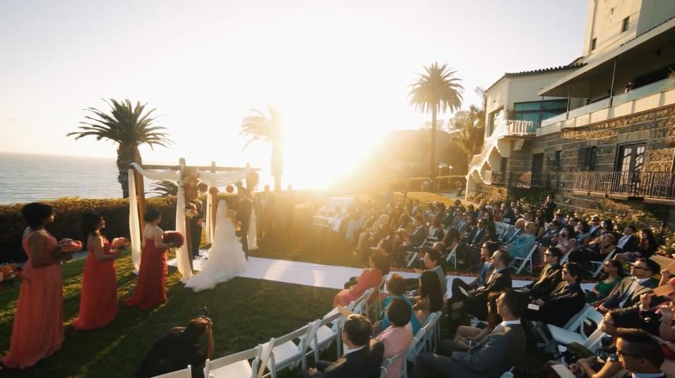 Judy & Fred Wedding Highlight – Bel Air Bay Club