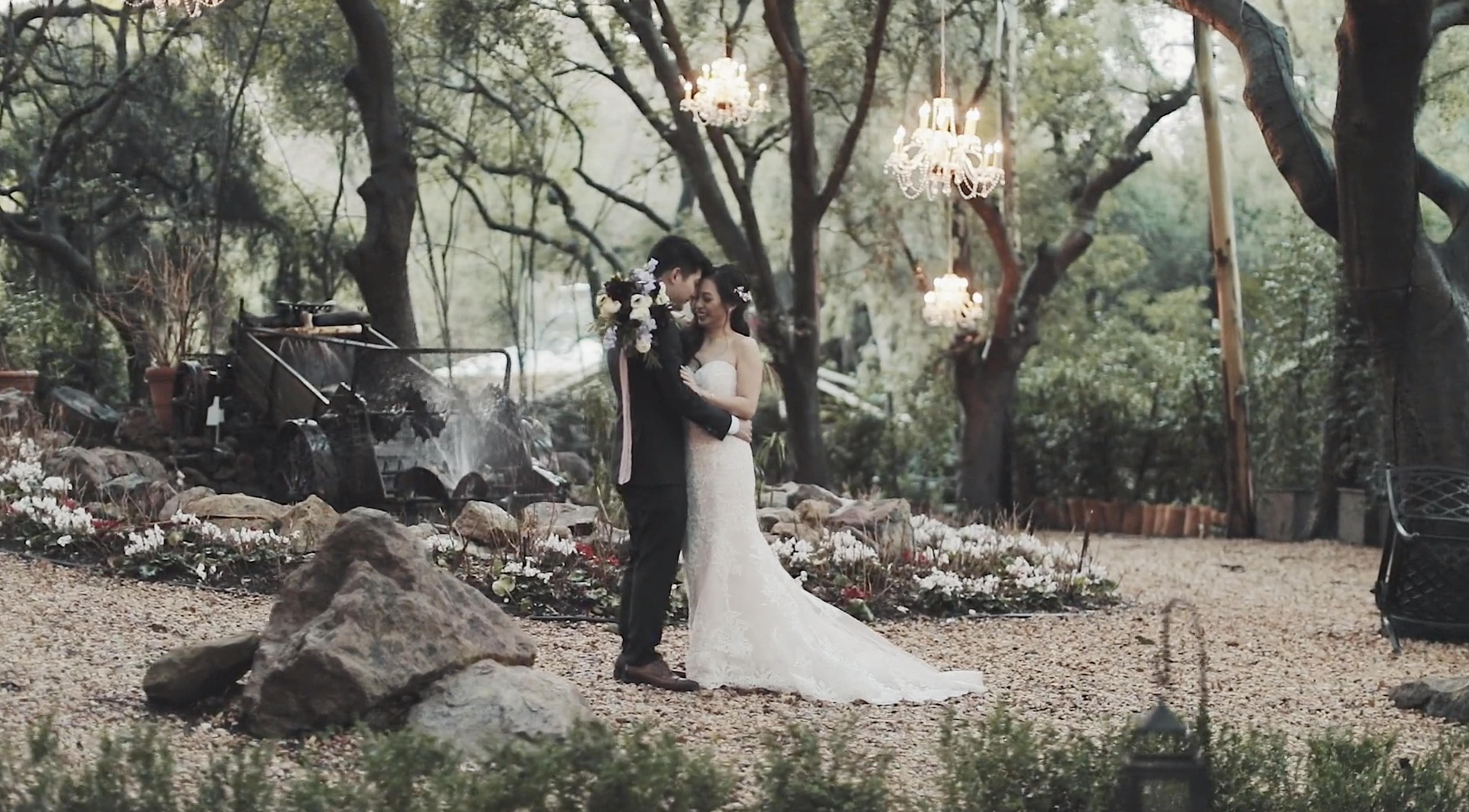 Calamigos Ranch  | Tiffany + Luke |Sneak Peek