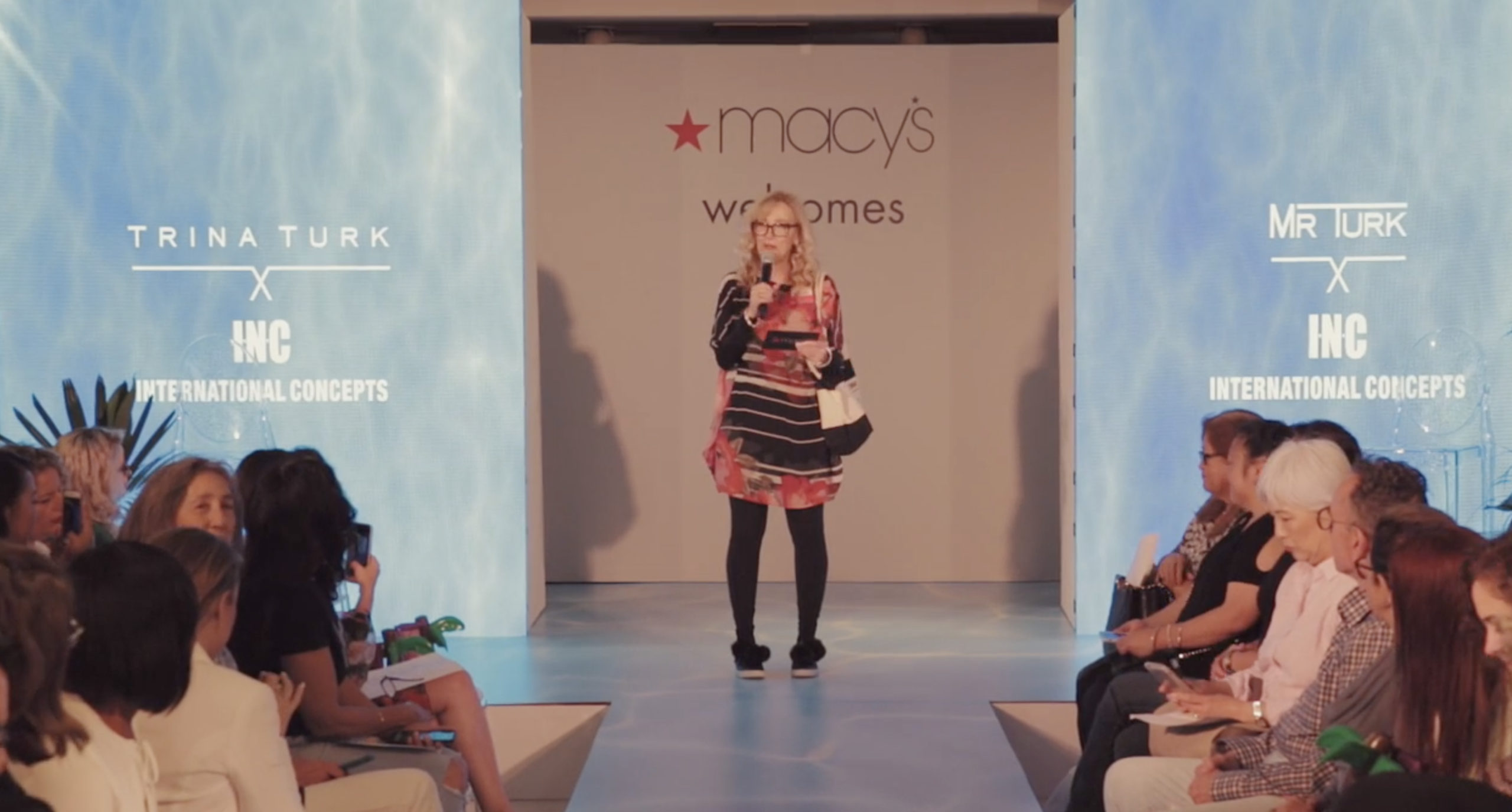 Macy's with Trina turk ( Short Version)