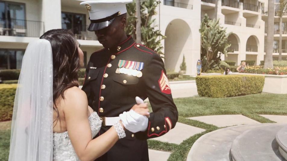 Tiffany & Marcus Wedding Highlight – Huntington Beach, CA