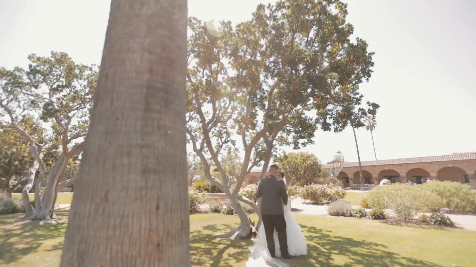 Marichris & Michael Wedding Highlight – Hyatt Regency, Newport Beach